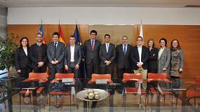 Foto de La UPV, Facsa y Fovasa crean una cátedra de empresa de Economía Circular asociada a la gestión del agua y los residuos