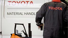 Foto de Toyota Material Handling Europe, galardonada con el premio Gold de EcoVadis