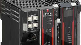 Foto de Nuevo controlador de red de seguridad de la serie NX de Omron