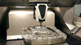 Foto de DMG aborda el mecanizado simultáneo en cinco ejes para grandes piezas con su DMU 200