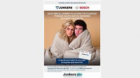 Foto de Junkers premia con hasta 180 euros la instalación de sus calderas de condensación