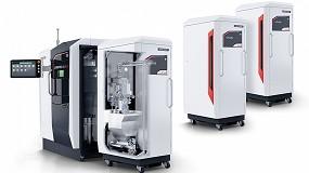 Foto de DMG da un paso más en la fabricación aditiva y su integración en sus centros de mecanizado