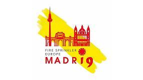 Foto de La Asociación Europea de Rociadores y Tecnifuego organizan 'Fire Sprinkler Europe, Madrid 2019'
