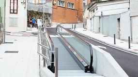 Foto de Un proyecto de thyssenkrupp en Santander gana el Premio Elevator World 2019