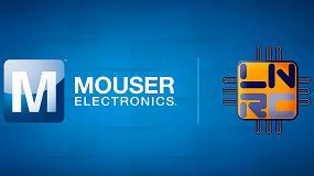 Foto de Mouser Electronics patrocina en exclusiva la Liga Nacional de Robótica de Competición