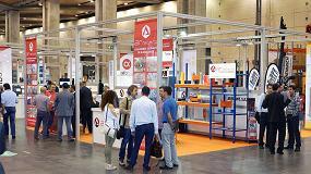 Foto de AR Racking mostrará en Encaja sus soluciones de almacenaje industrial
