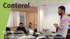 Foto de Conterol imparte una formación en gestión de vertidos de mercancías peligrosas
