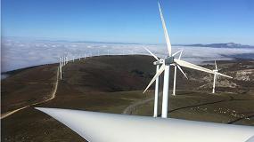 Foto de Iberdrola arranca el complejo eólico Cavar