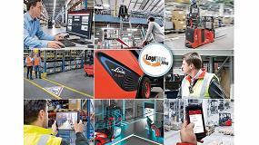 Foto de Linde Material Handling mostrará en LogiMAT 2019 cómo las empresas pueden impulsar su éxito utilizando la tecnología 4.0