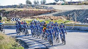 Foto de El equipo ciclista Deceuninck – Quick-Step empieza a rodar en Calpe