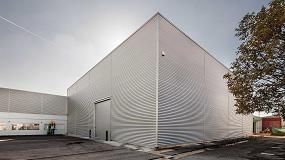Foto de Billares Sam renueva su fábrica con paneles Isoclass de Isopan