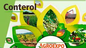 Foto de Conterol expone en Agroexpo 2019 su gama de soluciones agropecuarias