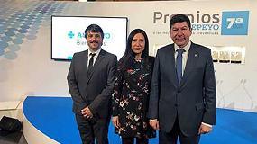 Foto de Las buenas prácticas preventivas de Itesal reconocidas con el Premio Nacional de Asepeyo