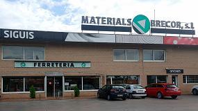 Foto de Materials Brecor, nuevo asociado de Cecofersa