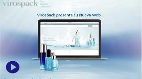 Foto de Virospack presenta su nueva página web