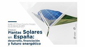 Foto de Unef y Soltec celebran la segunda edición del congreso 'Plantas solares en España'