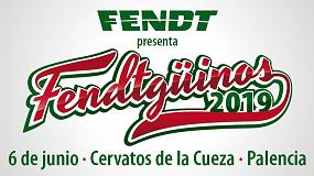 Foto de Fendtgüinos viaja este año a Tierra de Campos