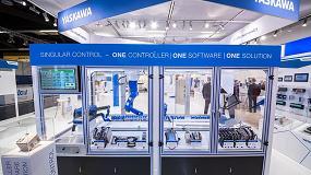 Foto de Yaskawa lanza la solución Singular Control para robots, servoaccionamientos, variadores de frecuencia y sistemas de E/S