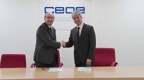 Foto de Aefyt y Fedaoc firman un convenio para difundir y promover aspectos relacionados con la seguridad en las instalaciones frigoríficas