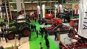 Foto de Agraria cita hasta el sábado en Valladolid al sector de la mecanización y servicios agrarios