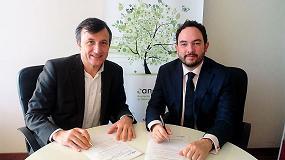 Foto de Ashrae Spain Chapter y Anese firman un acuerdo para compartir sinergias en la organización de cursos y jornadas