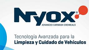 Foto de Tecnoquimia y Cronadis presentan su gama Nyox para la limpieza y cuidado de los vehículos