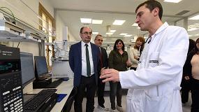 Foto de Aragón crea el primer centro de referencia internacional para la descontaminación de residuos de lindano