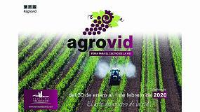 Foto de Feria de Valladolid lanza Agrovid, un certamen especializado en viñedo para enero de 2020