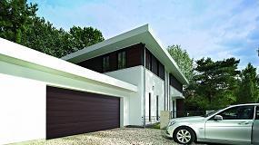 Foto de Hörmann presenta el nuevo acabado Durgrain en puertas de garaje