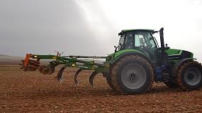 Foto de Gestión conjunta motor-transmisión en tractores con cambio escalonado: Estrategia CARABA-SUTB