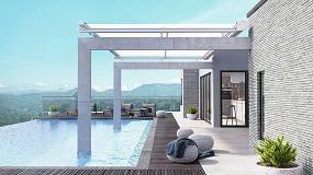 Foto de BAT Ibérica presenta el nuevo toldo Space para estructuras existentes