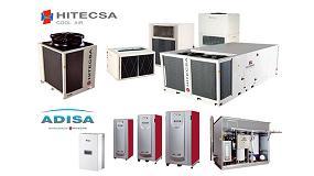 Foto de Hitecsa y Adisa Heating, de nuevo en C&R
