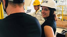Foto de Entrevista a Christal Berengena Moreno, directora de I+D de Borche Ibérica