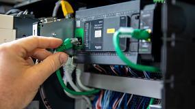 Foto de Barberán confía en Schneider Electric para crear una nueva línea de formación de paneles