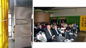 Foto de Reunión de SchlegelGiesse con sus distribuidores en Bolonia