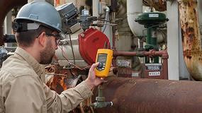 Foto de RS Components presenta el nuevo calibrador Fluke 710 para válvulas de control industrial