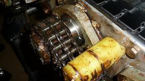 Foto de NSK resuelve las averías en la cinta transportadora de una planta de bebidas