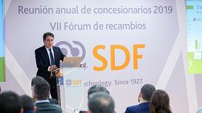 """Foto de Los resultados financieros de SDF Ibérica son """"excelentes"""""""