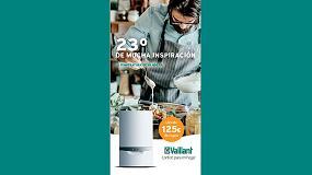 Foto de 125 € para los usuarios que adquieran una caldera de condensación Vaillant