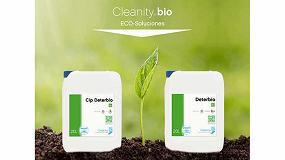Foto de La gama Cleanity Bio, sostenible y respetuosa con el medioambiente