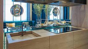 Foto de La grifería Atrio para cocina de Grohe en el espacio de Manuel Espejo en Casa Decor 2019