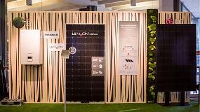 Foto de LG entra en el mercado fotovoltaico en España