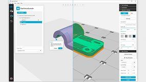 Foto de Stratasys elimina la complejidad del proceso de diseño para impresión 3D
