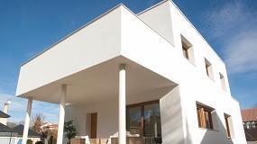 Foto de Los sistemas de ventilación ComfoAirQ de Zehnder, en casas pasivas certificadas