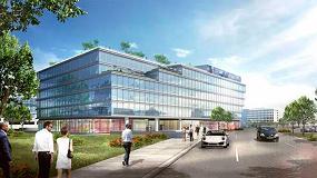 Foto de BOD diseña el nuevo complejo de oficinas de Metrovacesa y Tishman Speyer en Madrid
