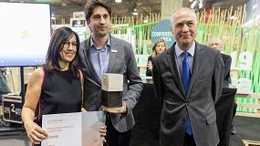 Foto de Azuvi gana el primer premio al mejor stand de Cevisama 2019