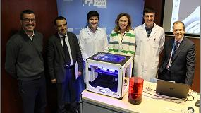 Foto de El Cibir participa en un proyecto europeo para lograr prótesis de rodilla personalizadas mediante impresión 3D