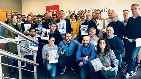 Foto de DOM-MCM celebra su reunión comercial 2019 en Vitoria
