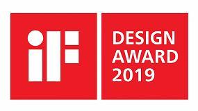Foto de Nueve productos Canon ganan el premio IF Design Awards