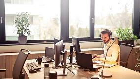 Foto de Cómo promover la prevención de riesgos laborales en oficinas
